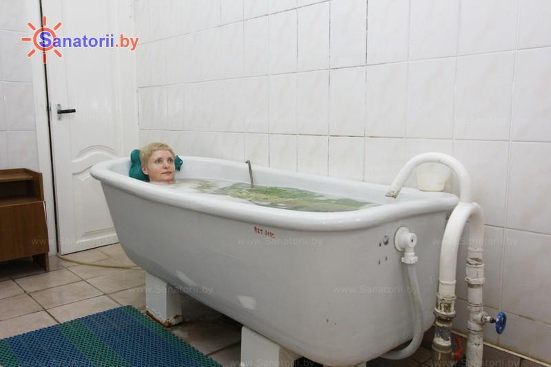 Санатории Белоруссии Беларуси - санаторий Пралеска - Ванны жемчужные