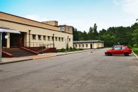 санаторий Серебряные ключи - Парковка