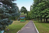 санатория Серебряные ключи - Территория и природа