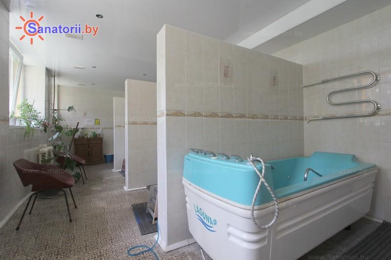 Санатории Белоруссии Беларуси - оздоровительный комплекс Сосновый бор - Ванны гидромассажные