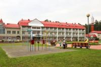 санаторий Сосны - Детская площадка
