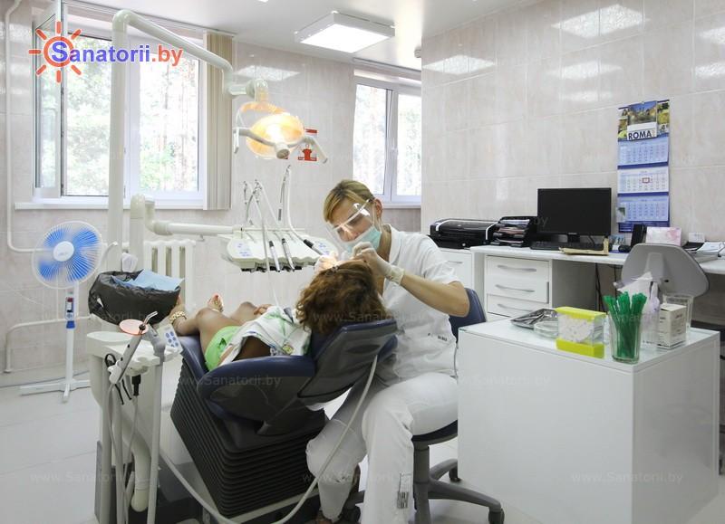 Санатории Белоруссии Беларуси - санаторий Сосны - Стоматология
