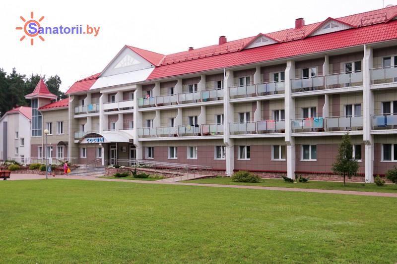 Санатории Белоруссии Беларуси - санаторий Сосны - корпус А