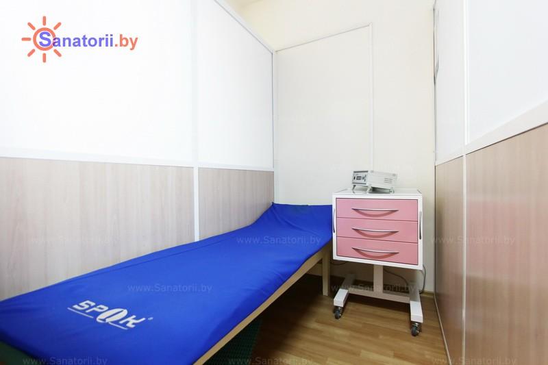Санатории Белоруссии Беларуси - санаторий Спутник - Магнитотерапия
