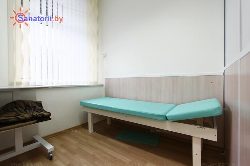 Санатории Белоруссии Беларуси - санаторий Спутник - Озокерито-парафинолечение