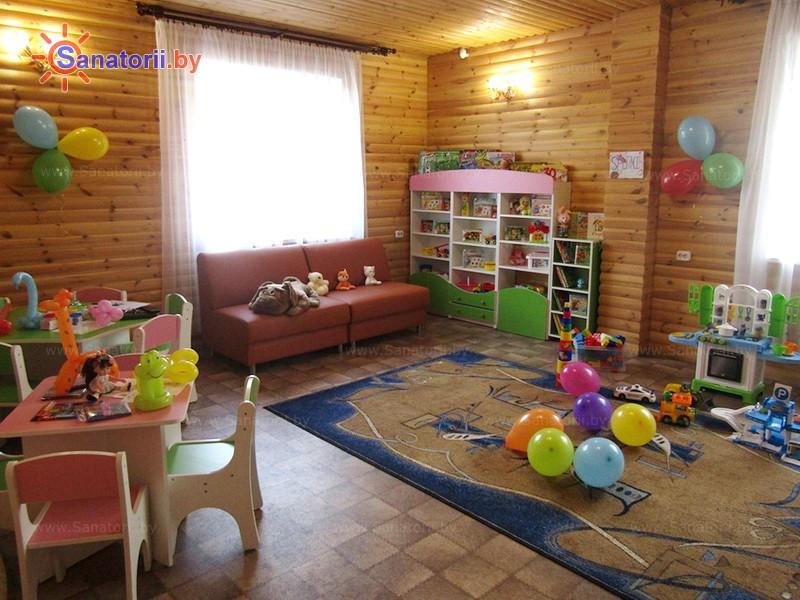 Санатории Белоруссии Беларуси - санаторий Спутник - Детская комната