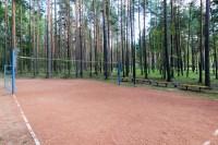 оздоровительный центр Талька - Спортплощадка