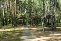 оздоровительный центр Талька - Площадка для шашлыков