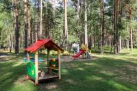 оздоровительный центр Талька - Детская площадка