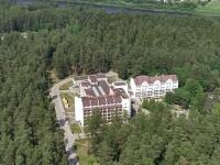 санатория Нафтан - Территория и природа