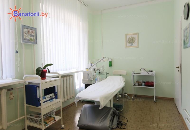 Санатории Белоруссии Беларуси - санаторий Нафтан - Косметический салон