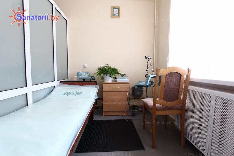 Санатории Белоруссии Беларуси - санаторий Нафтан - Магнитотерапия