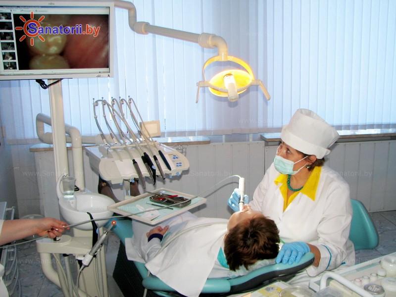 Санатории Белоруссии Беларуси - санаторий Нафтан - Стоматология
