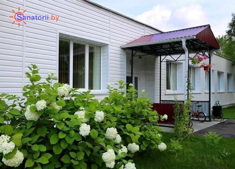 Санатории Белоруссии Беларуси - санаторий Энергетик - водолечебница