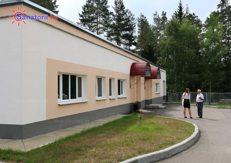 Санатории Белоруссии Беларуси - санаторий Энергетик - сауна