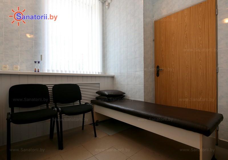 Санатории Белоруссии Беларуси - санаторий Энергетик - Грязелечение (пелоидотерапия)