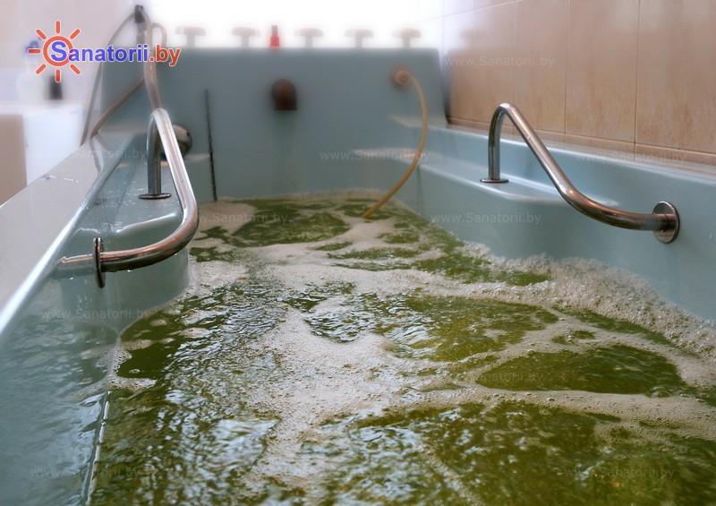 Санатории Белоруссии Беларуси - санаторий Энергетик - Ванны жемчужные