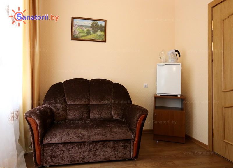 Санатории Белоруссии Беларуси - санаторий Энергетик - двухместный однокомнатный (главный корпус)