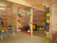санаторий Приозерный - Детская комната