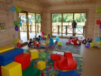 health resort Priozerny - Children room