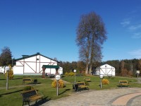 санатория Приозерный - Территория и природа