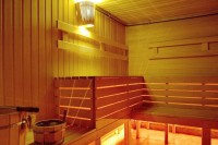 health resort Priozerny - Bathhouse