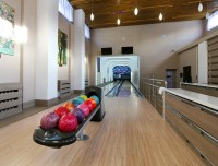 health resort Priozerny - Bowling