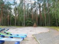 санаторий Чаборок - Танцплощадка летняя