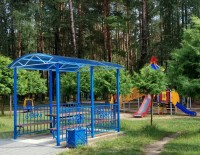 санаторий Чаборок - Детская площадка