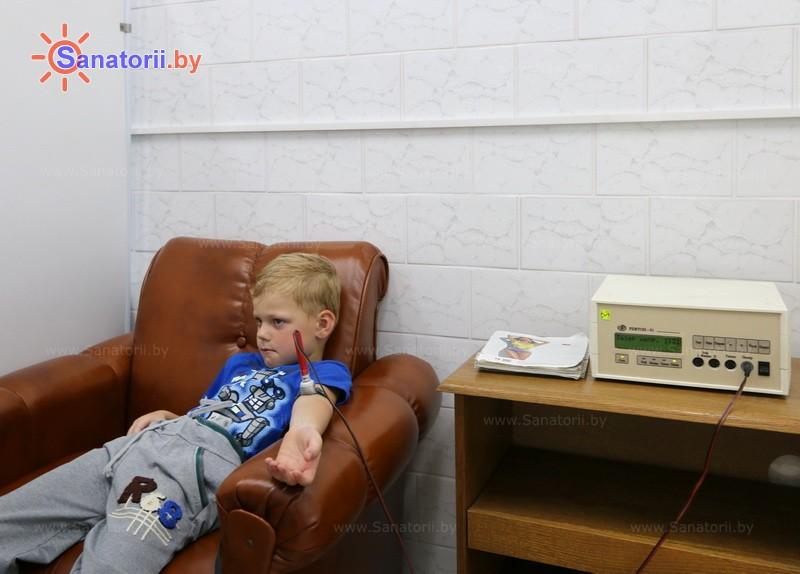 Санатории Белоруссии Беларуси - санаторий Чаборок - Лазерная терапия