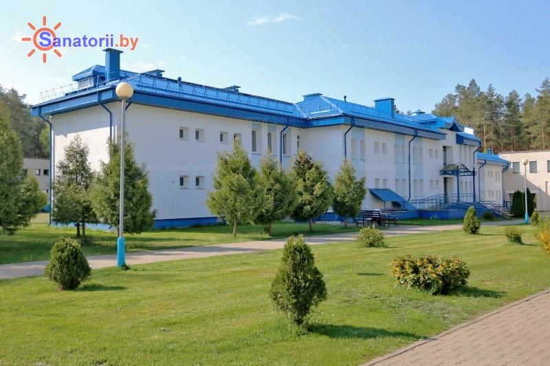 Санатории Белоруссии Беларуси - санаторий Чаборок - спальный корпус №4