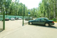 health resort Shinnik - Parking