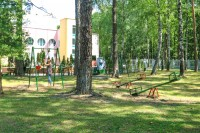 health resort Shinnik - Playground for children