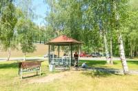 health resort Shinnik - Barbeque site