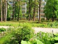 санатория Шинник - Территория и природа