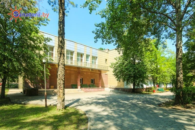 Санатории Белоруссии Беларуси - санаторий Шинник - жилищно-медицинский корпус