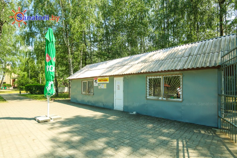 Санаторыі Беларусі - санаторый Шыннік - Кафэ