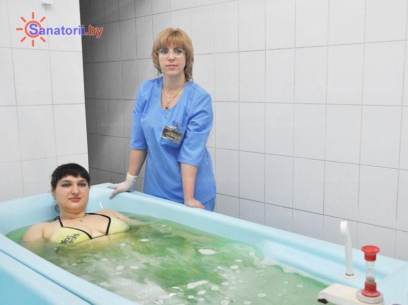 Санатории Белоруссии Беларуси - санаторий Шинник - Ванны общие