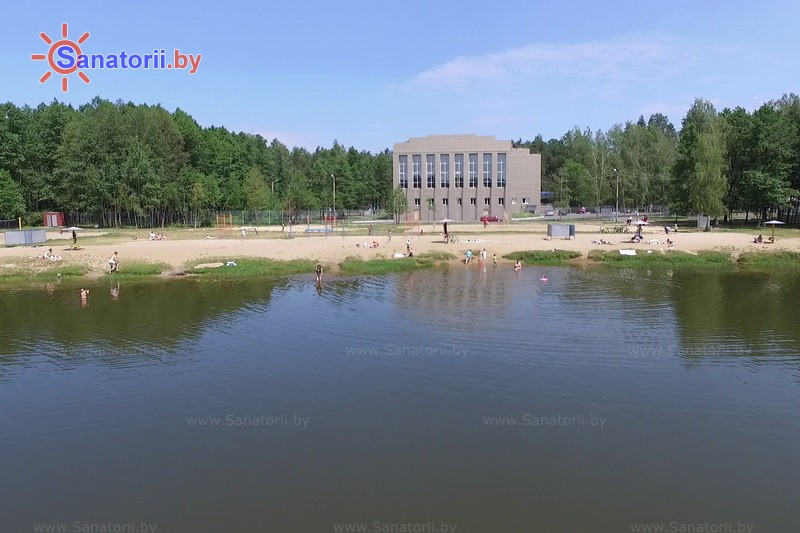 Санатории Белоруссии Беларуси - санаторий Шинник - Водоём