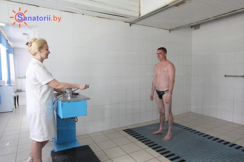 Санатории Белоруссии Беларуси - санаторий Шинник - Душ струевой (душ Шарко)