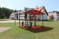 health resort Energetik - Outdoor gym
