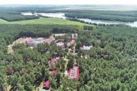санатория Энергетик - Территория и природа