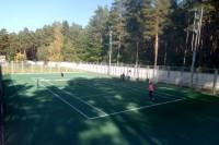 health resort Energetik - Tennis court