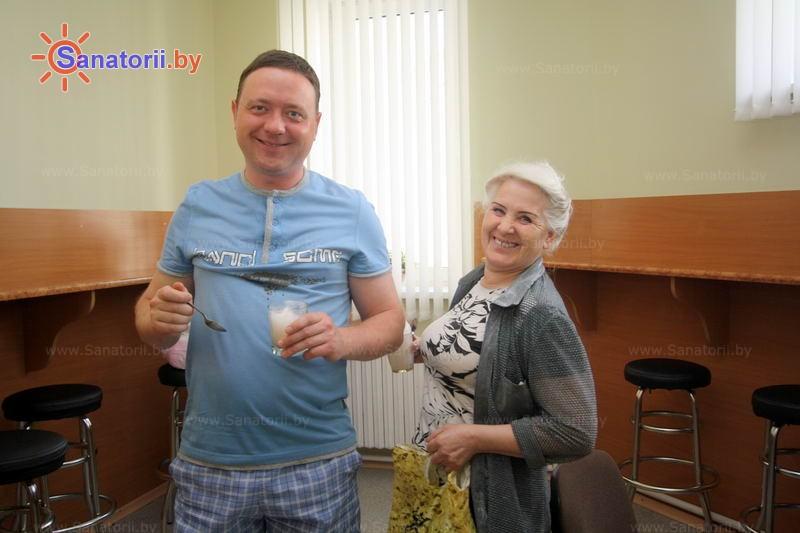 Санатории Белоруссии Беларуси - санаторий Энергетик - Оксигенотерапия (кислородотерапия)
