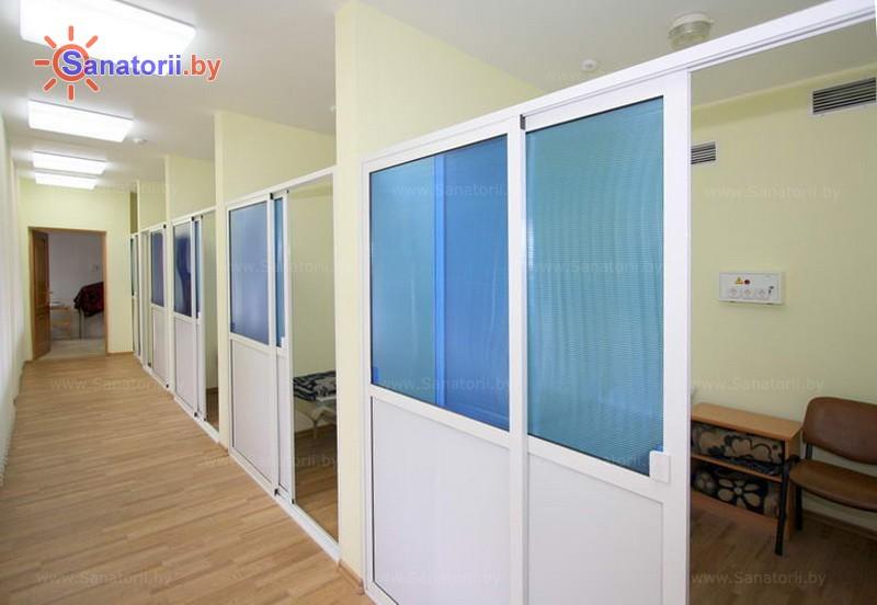 Санатории Белоруссии Беларуси - санаторий Энергетик - Озокерито-парафинолечение