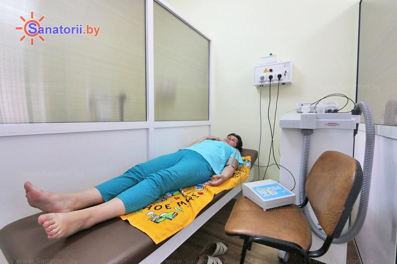 Санатории Белоруссии Беларуси - санаторий Энергетик - Лазерная терапия