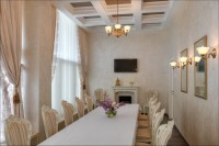 health resort Yunost - Banquet hall