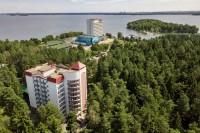 санатория Юность - Территория и природа
