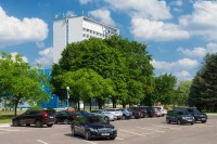 health resort Yunost - Parking