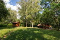 health resort Yunost - Barbeque site